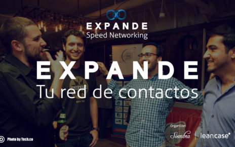 Expande Speed Networking en Medellín